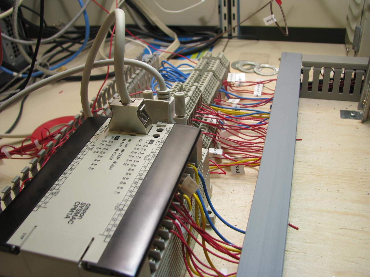 Wintec Learning Electrical 2017 Switchboard Wiring Nz Imct508 Plc Programming